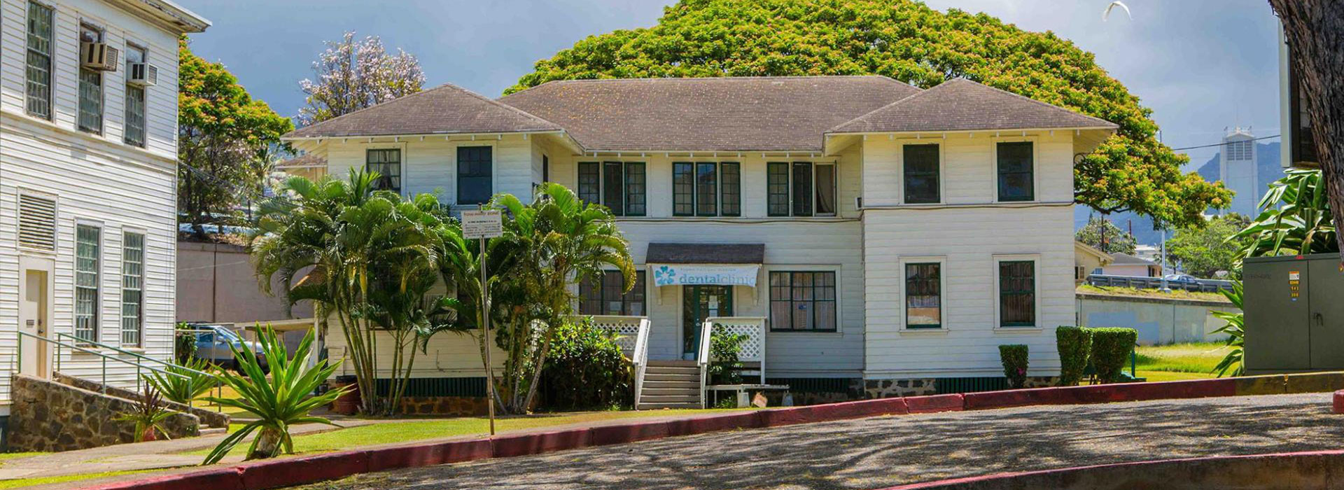 aloha medical mission building